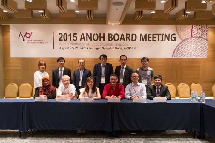 2015 ANOH Board meeting