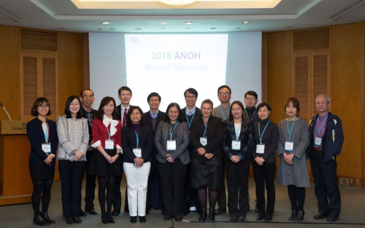 2016 ANOH Board meeting